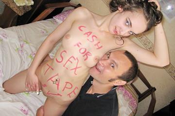 Threesome amateur homemade sex