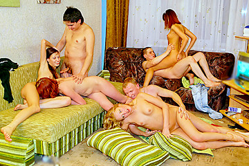 Real sex party for a birthday boy, part 5