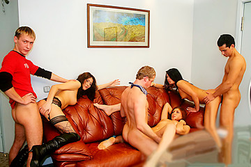Young college fucking video, part 4